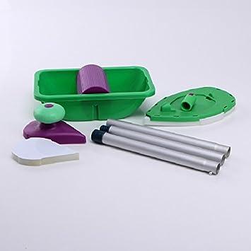 HONGLICepillo de pintura cepillo para el hogar Cepillo de pintura multiuso cepillo de pintura Cepillo de esquina cepillo