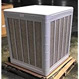 PHOENIX MANUFACTURING INC FD650A 5500-6500 CFM FRIGIKING RESIDENTIAL DOWNFLOW EVAPORATIVE COOLER/LESS MOTOR