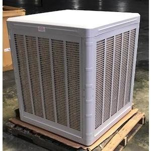 Frigiking   5500-6500 CFM RESIDENTIAL DOWNFLOW EVAPORATIVE COOLER/LESS MOTOR - PHOENIX MANUFACTURING INC FD650A