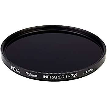 Opteka 72mm R72 720nm Glass Infrared X-Ray IR Filter