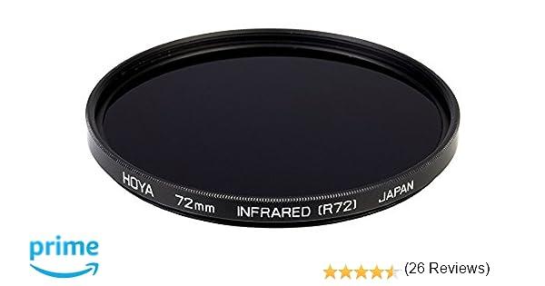 Hoya - Filtro IR para Objetivos de cámara, Negro: Amazon.es ...