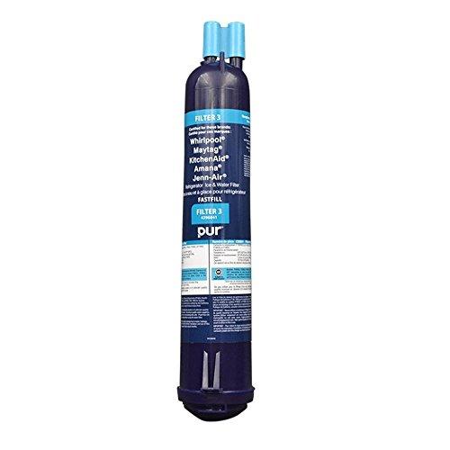 3 Pack Whirlpool 4396841 Filtro de 4396710 3 lado a filtro de agua para frigoríficos: Amazon.es: Hogar