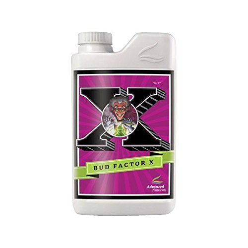 ADVANCED NUTRIEMENTS BUD FACTOR X 1L Advanced Nutrients