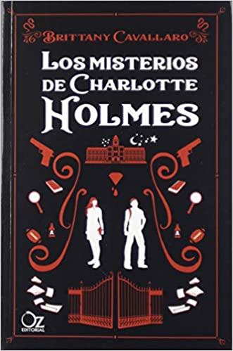 Los misterios de Charlotte Holm - Brittany Cavallaro (Charlotte Holm, 1) 41pa5PzgQ6L._SX329_BO1,204,203,200_