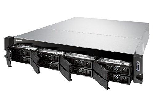 Qnap TS-873U-RP-16G-US 2U 8-bay NAS/iSCSI IP-SAN, 10GbE, Redundant PSU by QNAP (Image #1)