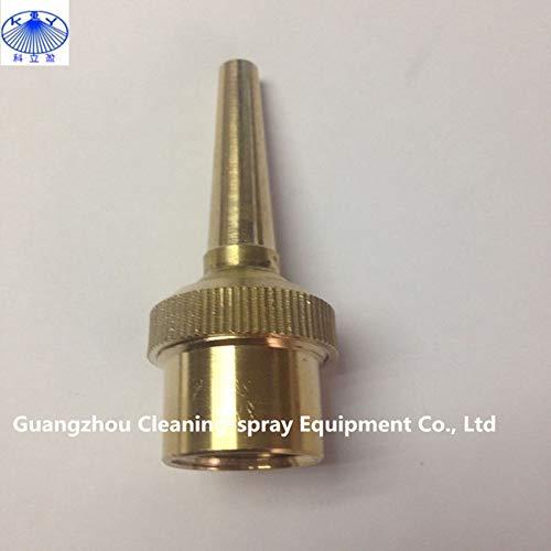 Anncus 10 pcs per lot, 3/4'' Adjustable Direction Copper Water Fountain Nozzle