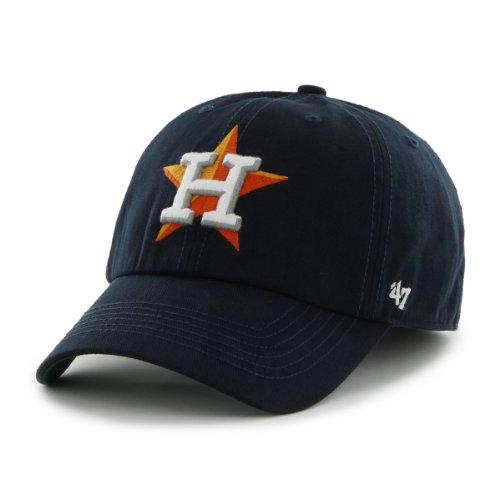 MLB Houston Astros Cap, Navy, Large