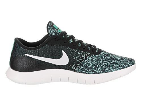 Compétition Multicolore Clear White Black Jade Contact de NIKE Chaussures Aqua Femme Flex WMNS Light 004 Running qnYO8Y