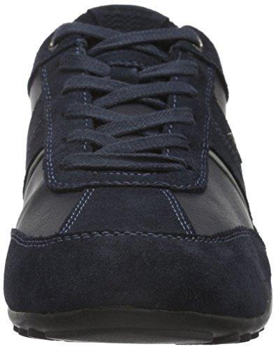 U Blau De C Sport Herren Puits Chaussures Geox navyc4002 f65Ogwqvnx