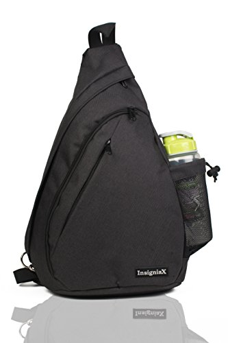 Crossbody Sling Backpack InsigniaX Convertible