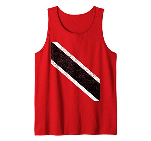 (Trinidad and Tobago National flag colors gift  Tank Top)