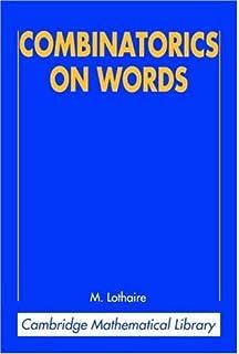 Amazon applied combinatorics on words encyclopedia of combinatorics on words cambridge mathematical library fandeluxe Choice Image