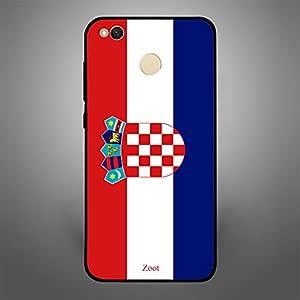 Xiaomi Redmi 4X Croatia Flag