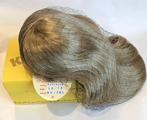 KEMPER Craft DOLL Hair WIG Style DANIELLE Fits Size 12