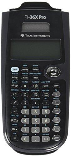 Texas Instruments TI-36X Pro Scientific Calculator (Best Scientific Calculator For High School)
