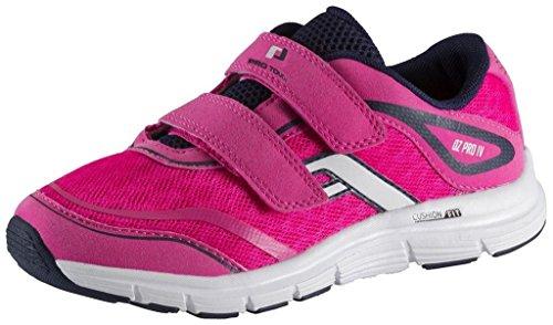Pro Touch Run-Schuh OZ Pro 4 Klett JR - PINK/ORANGE Pink
