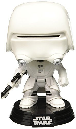 Star Wars Episode 7 Funko Pop - First Order Snowtrooper
