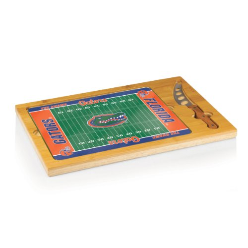 Ncaa Florida Gators Icon Cheese Set  3 Piece