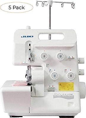 JUKI MO654DE Portable Thread Serger Sewing Machine by Juki America, Inc.