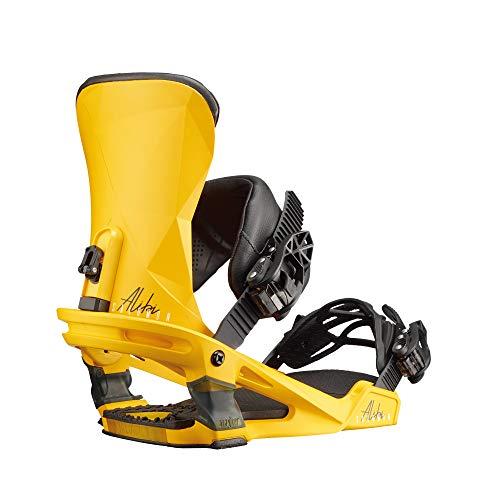 Salomon Snowboards Alibi Snowboard Binding Yellow, M