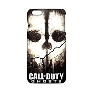 Evil-Store Call of Duty skull 3D Phone Case for iPhone 6 plus