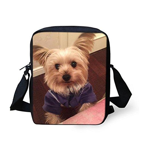 bandoulière Y HUGS 2 IDEA Yorkshire H11166E Husky 3 pour femme Sac petit Terrier IZI4BRqw