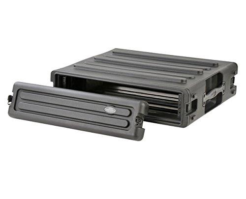 Furman PL-Plus C 15 Amp Power Conditioner + SKB 1SKB-R2U Roto Molded 2U Rack by Furman (Image #2)