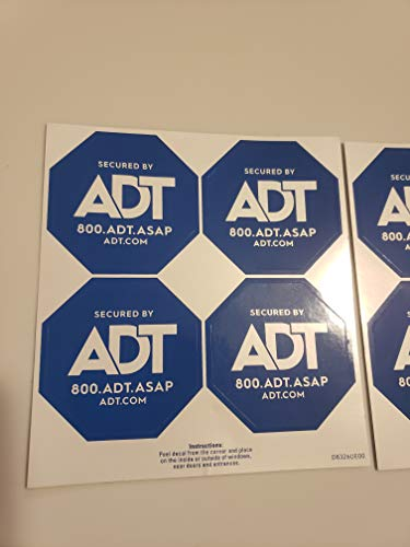 ADT Signs New Stake and Stickers by ADT Security (Image #3)