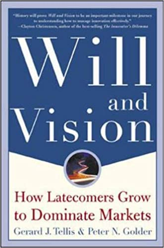 Will Vision How Latecomers Grow To Dominate Markets