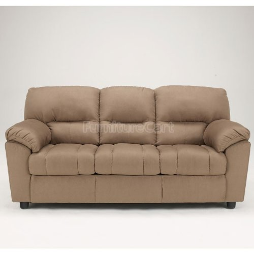 Mocha Sofa by Ashley Furniture