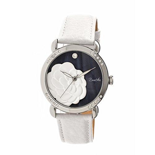 bertha-womens-br4602-daphne-white-black-leather-watch