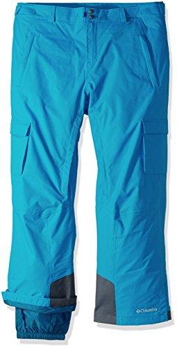 (Columbia Men's Big-Tall Ridge 2 Run II Pants, 4X/Regular, Dark Compass)
