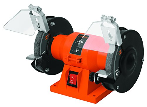 TRUPER EBA-525 5'' Bench Grinder, 1/4 HP by Truper