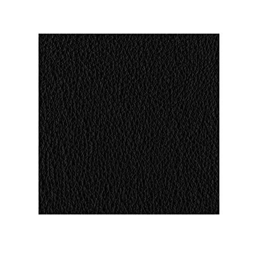 - Plastex 0430078 Faux Leather Calf Black Fabric by The Yard,