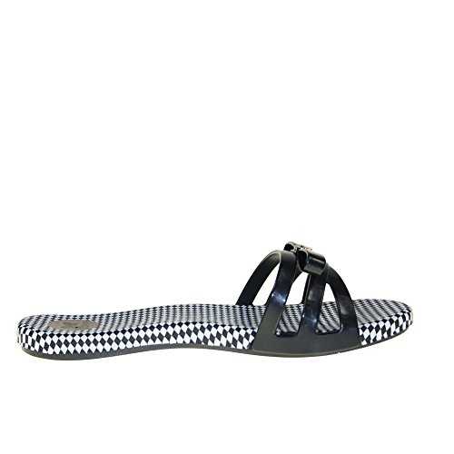 ZAXY - LIKE SLIDE FEM - 81594 - black white