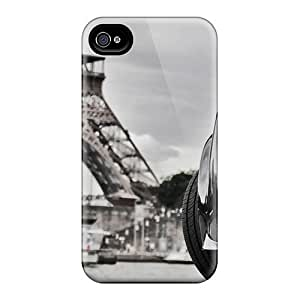 Case Cover Porche In Paris/ Fashionable Case For Iphone 4/4s