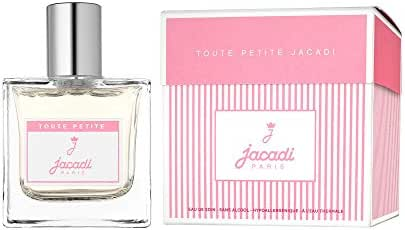 Jacadi Fragrance Toute Petite Alcohol Free Scented Water, Baby Girl, 1.7 Fluid Ounce