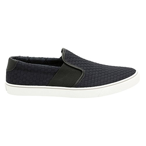 Clarks Mens Gosling Step Black