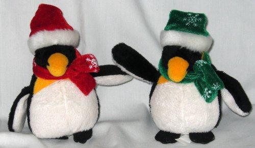 Ganz Penquin Go Gos Plush For Christmas