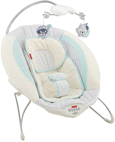 Fisher-Price Deluxe Bouncer: Moonlight Meadow (Fisher Price Growing Baby Elephant Shape Sorter)