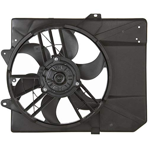Sunbelt Radiator Cooling Fan Assembly For Ford Escort Mercury Tracer FO3115113 Drop in Fitment