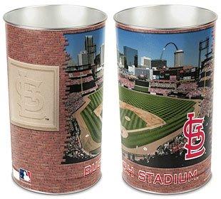 Louis Cardinals Wastebasket (St. Louis Cardinals 15'' Waste)