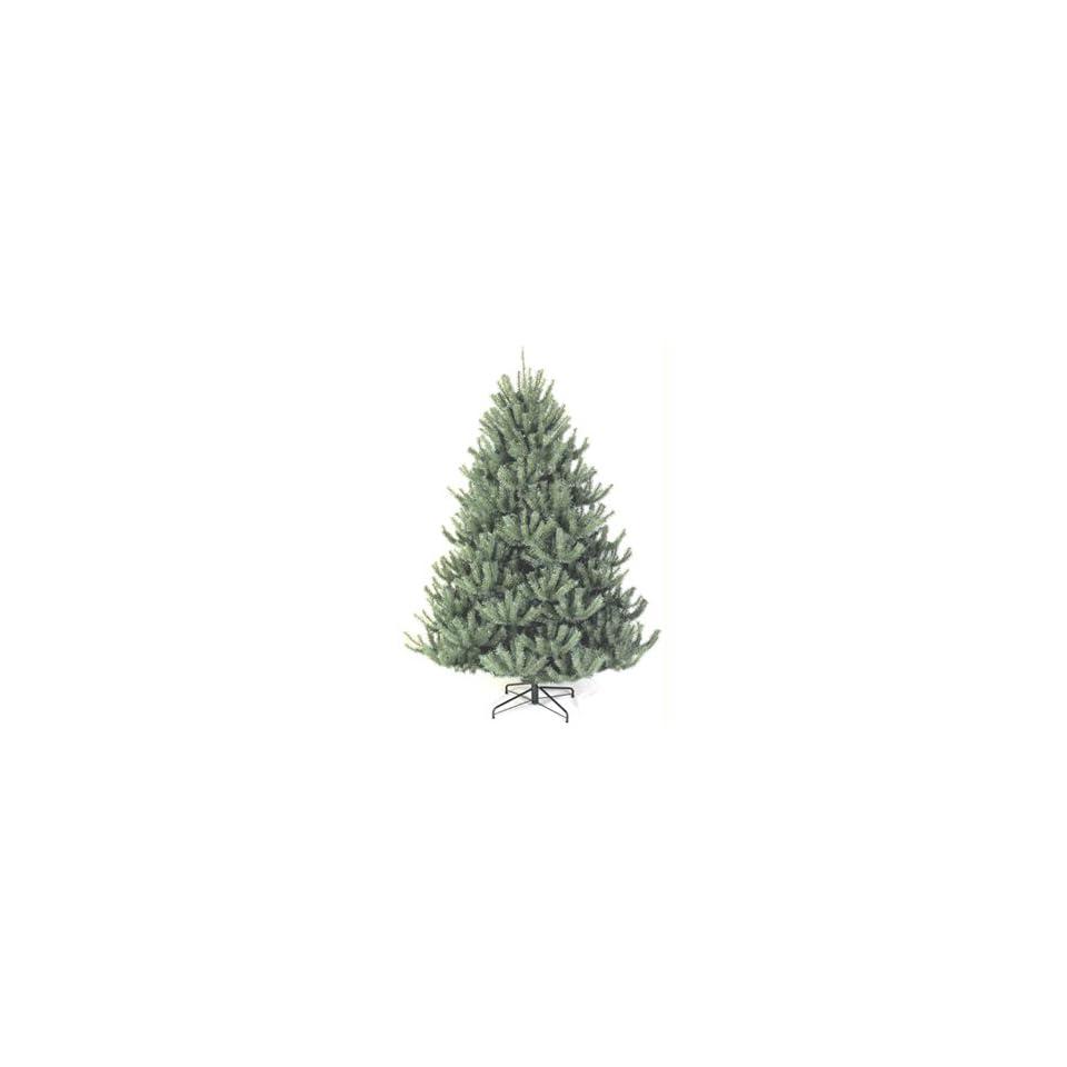 Douglas Fir Artificial Christmas Tree   9 Blue