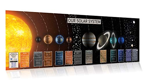 FarSight XR | Our Solar System: an Augmented Reality Poster (39