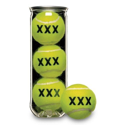 Penn Practice X Out Tennis Balls Can