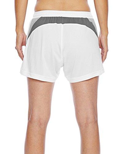 Team - Pantalón corto deportivo - para mujer blanco