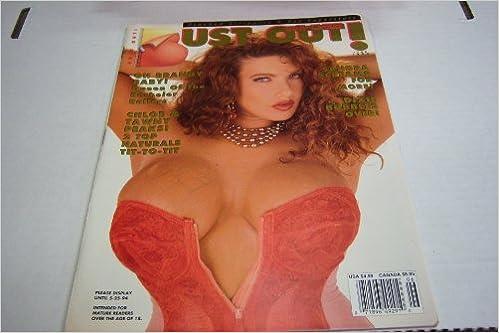 Busty Adult Magazine Chloe Vevrier Inside June