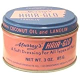 Murray's Hair Glo Hair Dressing Pomade 85 g