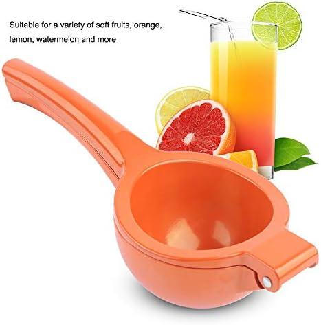 Exprimidor portátil, exprimidor de limón Exprimidor manual de cítricos y naranja