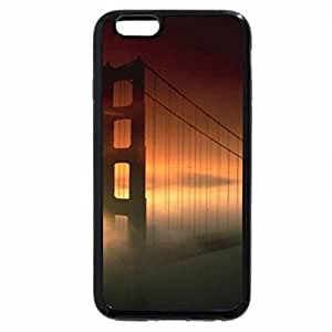 iPhone 6S / iPhone 6 Case (Black) Pont Et Brouillard